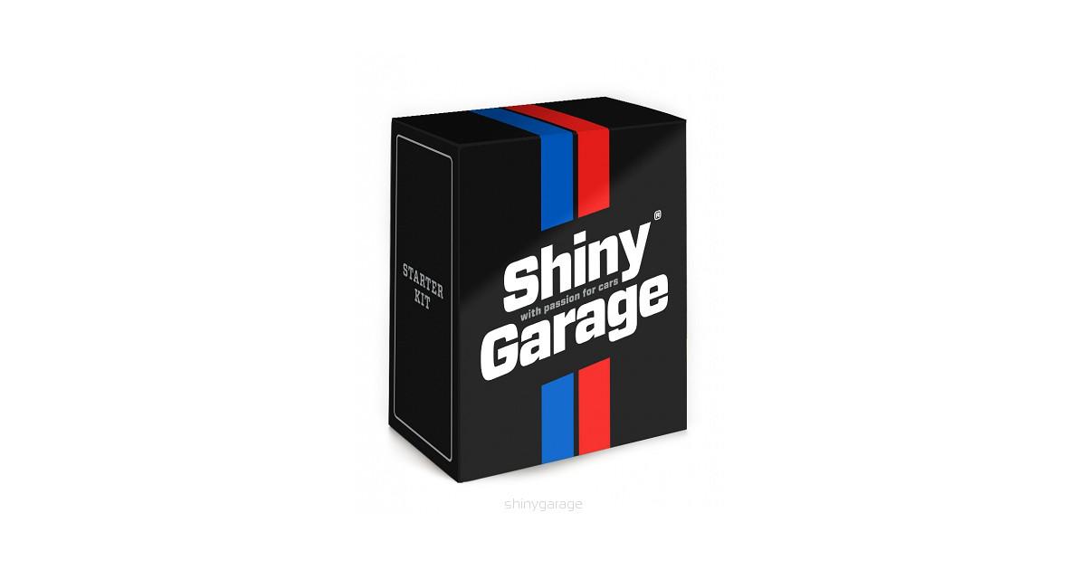 shiny garage starter kit zestaw 10 produkt w do. Black Bedroom Furniture Sets. Home Design Ideas