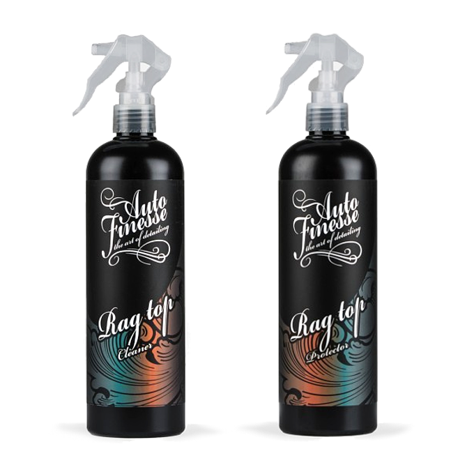 Auto Finesse Rag Top Cleaner Protector 2 X 500ml Sklep