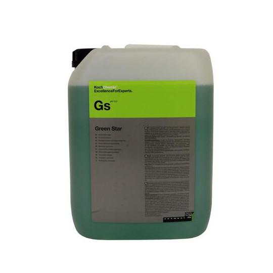 Koch green star apc uniwersalny rodek czyszcz cy for Koch chemie green star