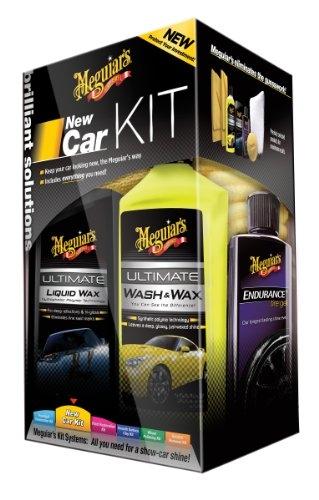Kosmetyki do samochodu marki Meguiars